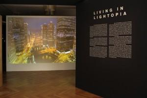 """Die Ausstellung """"Lightopia"""" ist eingeschaltet. © Schloß Schönbrunn Kultur- und Betriebsges.m.b.H."""