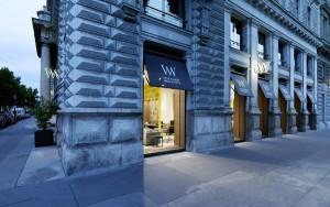 """Am """"Langen Tag des Einrichtens öffnen 18 Labels ihre Showroom-Türen, u.a. die Neue Wiener Werkstätte. © Neue Wiener Werkstätte"""