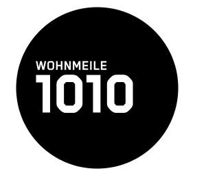 Wohnmeile 1010. Logo. © Wohnmeile 1010