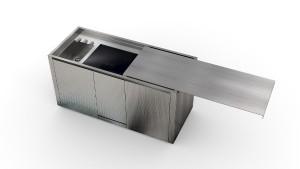 Die neue Küchenkollektion setzt Akzente – und eine neue benchmark im Küchendesign. © Norbert Wangen