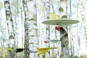 """Spritzige Ideen zeigt die Sonderschau """"Vöslauer Urban Gardening"""" – wie beispielsweise vom DESIGN STUDIO NIRUK. © blickfang"""