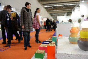 Auf vier Arealen können sich junge Unternehmen präsentieren. © Messe Frankfurt Exhibition GmbH / Sutera