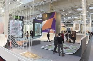 Die Carpet Design Awards werden erneut unter dem Dach von Innovations@DOMOTEX präsentiert. © Deutsche Messe