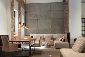 Eröffnet: Der neue Concept Store FABBRICA. © FABBRICA.