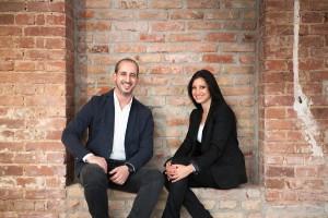Hinter Name und Konzept steht das dynamische Jungunternehmer-Paar Cornelius Bletsas und Natascha Georgantas-Bletsas. © FABBRICA.
