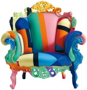 """Die Ausstellung widmet sich dem italienischen Designer und Architekten, der mit Objekten wie dem Stuhl """"Proust"""" für Furore sorgt(e). © Cappellini"""
