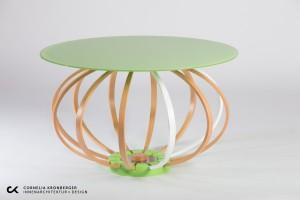 """""""Der Ripball ist ein flexibles, multifunktionelles Designprodukt"""", so Kronberger. © Cornelia Kronberger/Foto: Heimo Hamminger"""