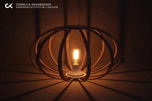 """Als Leuchtobjekt punktet """"Ripball"""" mit einzigartigem Schattenwurf. © Cornelia Kronberger/Foto: Heimo Hamminger"""