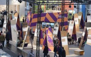 Auf drei Innovations@DOMOTEX-Areas warten raffinierte Bodenbelagsnovitäten. © Deutsche Messe