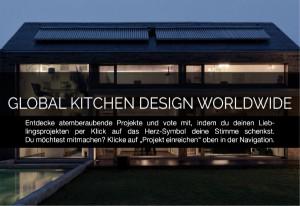 Los geht's: Der LEICHT-Gestaltungswettbewerb ist gestartet, die Website unter global-kitchen-design.com online. © LEICHT