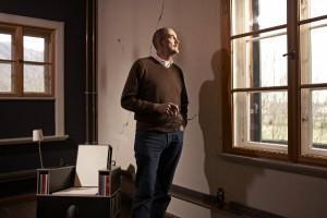 Moormann belebt die Szene mit unkonventionellen Möbeln und Ideen. © Dirk Bruniecki