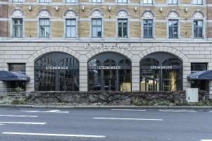 steininger.designers hat in Linz einen neuen Showroom eröffnet. © Gortana Photography