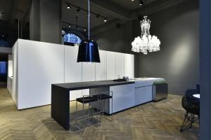 Designmöbel und –kompetenz erfüllen das ehemalige Café Landgraf in der Hauptstraße 12. © Gortana Photography