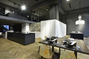 steininger.designers zeigt im Showroom die volle Kompetenz. © Gortana Photography