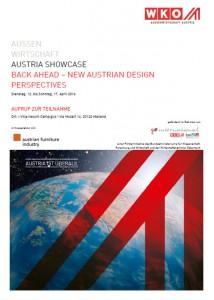 Aufruf zur Teilnahme: Ab sofort kann für die österreichische Designausstellung in Mailand eingereicht werden. © WKO/AUSSENWIRTSCHAFT AUSTRIA