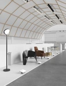 """Heimisches Design wird wie bei der diesjährigen Präsentation """"Austrian Design Pioneers"""" (Gestaltung: Vasku & Klug; Location: La Pelota) auch beim kommenden """"Salone"""" in Szene gesetzt. © WKO/AUSSENWIRTSCHAFT AUSTRIA"""