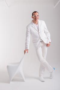 Viel Design: regina/rational entwickelt mit Karim Rashid ein neues Küchenkonzept. © regina/rational