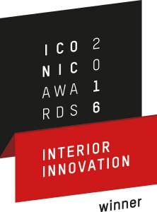 """Top-Auszeichnung: Die ICONIC AWARDS werden nur an die innovativsten Produkte verliehen – und """"Galaxy"""" von RoHol überzeugte. © RoHol"""