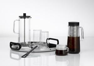 WMF räumt zwei Top-Auszeichnungen ab. Die Kaffeeserie Coffee Time wird mit dem German Design Award 2016 geadelt. © WMF Group