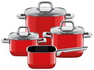 Die Kochgeschirrserie Quadro von Silit wird mit einer Special Mention geehrt. © WMF Group