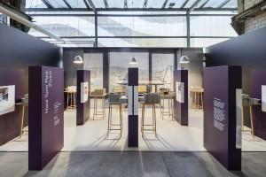 """Vier Sonderschauen widmeten sich unter dem Titel """"meuble – immeuble"""" dem Thema Wohnarchitektur. © neue räume"""