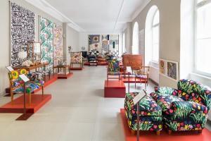 """Svenskt Tenn präsentiert """"Die Welt der Muster von Josef Frank"""" in Wien. © www.photo-simonis.com"""