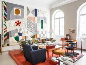 Im Salon BeLLeArTi wird Josef Franks Kreativität gezeigt und lebendig. © www.photo-simonis.com