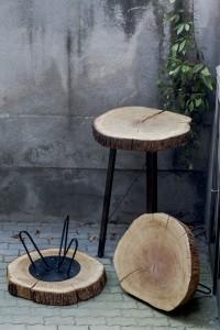 """Tische aus Holz und Stahl sind die Kernkompetenz von """"tisch mitte"""". © www.stefanjoham.com"""