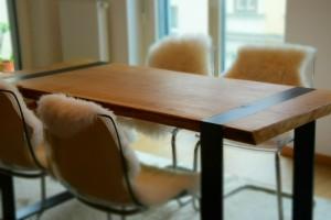 Die individuellen Kreationen punkten mit minimalistischem Design. © tisch mitte