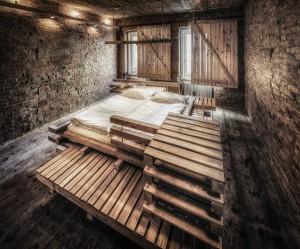 Die Architekturtage geben u.a. Einblicke hinter die Kulissen Architekturschaffender wie heri&salli. © Hans Schubert