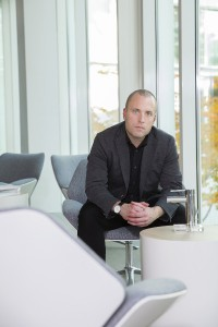 Michael Seum, Vice President Design Grohe AG. © GROHE AG