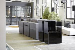 """Die einzelnen Küchenkuben von """"ROCK.Air"""" können individuell kombiniert werden. © Steininger"""