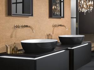 Filigran: Feine Formen charakterisieren die Waschtischserie. © Villeroy & Boch