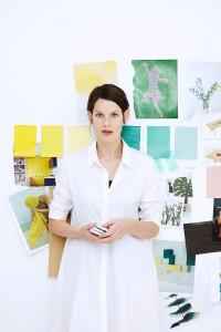"""Style: Designerin Gesa Hansen kreierte harmonische Farbwelten für """"Artis"""". © Villeroy & Boch"""