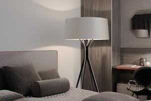 Allrounder: Die Leuchten der Debüt Kollektion von BALADA & CO. machen in jedem Wohnstil beste Figur – so auch No. 54. © BALADA & CO.