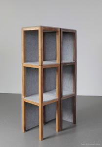 """Mit """"I FELT OAK"""" ist der Jungdesigner bei der Österreich-Ausstellung im Zuge des """"Salone"""" in Mailand mit dabei. © Nikolaus Korab"""