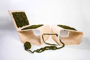 """Vieles hat die Kreative schon gestaltet, mit """"Woolke 7"""" beim NWW Design Award teilgenommen und nimmt nun Outdoor-Wettbewerbe ins Visier. © ka.ma interior design"""