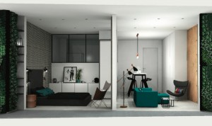 Individuell und innovativ soll ein Apartment eingerichtet werden. Zahlreiche Ideen sind bereits eingetroffen. © Team Kosina
