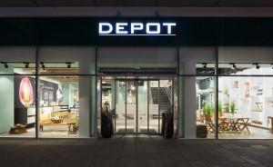 DEPOT eröffnet den ersten österreichischen Flagship-Store. © DEPOT