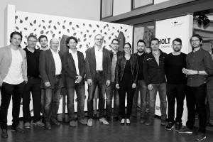 Starkes Team, starkes Design: HOLT wurde von den Kornberg Design Tischlern mit dem Designstudio united everything entwickelt. © CIS/Miriam Raneburger