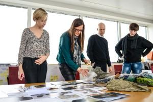 Die hochkarätigen Designer nahmen die Trendentwicklungen in den Blick. © Messe Frankfurt Exhibition GmbH / Pietro Sutera