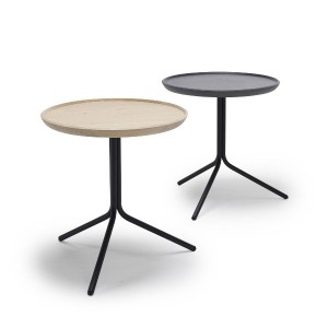 Design und Funktion(en) zeichnen den von Klaus Noltig designten Tisch aus. © Möller Design