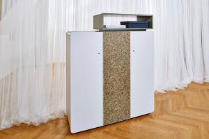 Formschön und duftend punktet die Neudoerfler-Produktserie mit natürlichen Oberflächen von Organoid. © Marcel Billaudet