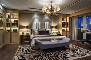 """Gesucht und geadelt wird exzellentes Design – wie im Vorjahr LSDCASA mit der Vanke Emerald Riverside Show Flat in der Kategorie """"Residential project over 1m"""". © SBID"""