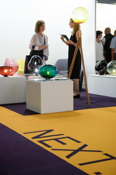 """Aufstrebende Labels zeigen in vier """"Next""""-Arealen auf. © Messe Frankfurt Exhibition GmbH/Pietro Sutera"""