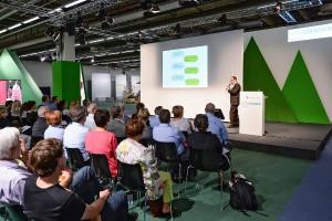 Top on- und offline: Die Webchance Academy liefert wertvolle Tipps. © Messe Frankfurt Exhibition GmbH / Pietro Sutera