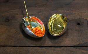 Die Wiener Silber Manufactur hat vom New Yorker Ted Muehling kreierte Schüsseln im Gepäck. © Tom Fanning