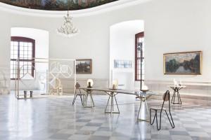 Zu sehen und erleben sind Objekte von chmara.rosinke und Matthias Kaiser sowie gemeinsam entstandene Arbeiten. © Kristina Hrabetova