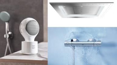 GROHE-Produkte räumen Top-Designpreise ab. © GROHE