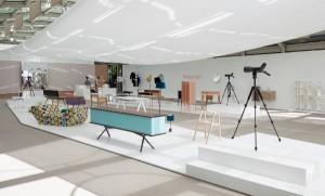 Im Zuge des Salone del Mobile 2016 in Mailand wurde das Sideboard erstmals international vorgestellt und nun für den German Design Award 2017 nominiert. © Fantacuzzi & Fourcade;